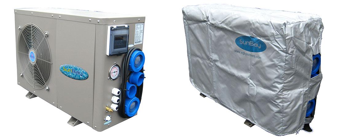 pompe chaleur piscine sunbay. Black Bedroom Furniture Sets. Home Design Ideas