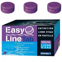 Entretien préventif ligne d'eau Easy-Line Tab Impact