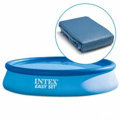 Liner pour piscine Intex Easy Set autoportante ronde