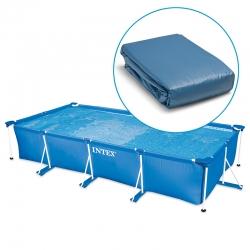 Liner pour piscine Intex Metal Frame Junior tubulaire rectangulaire