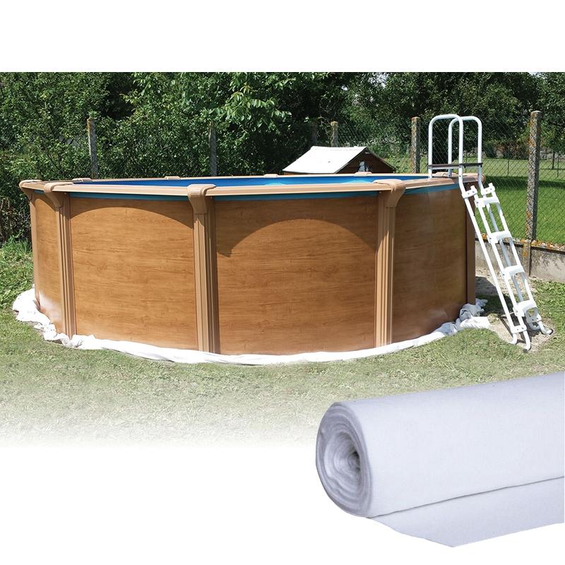tapis de sol pour piscine hors sol dimension 4 60 m