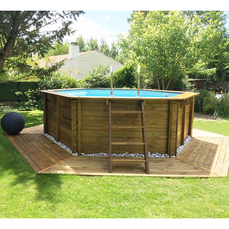 Achat piscine bois great bien choisir sa piscine en bois for Piscine bois nice