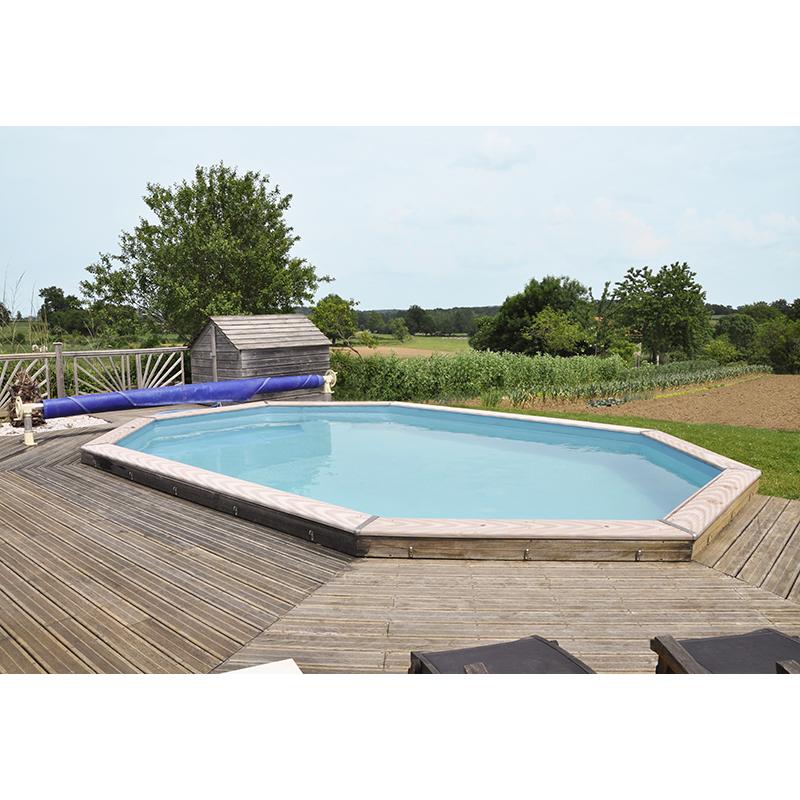 Piscine en bois prix duune piscine en bois with piscine for Montage piscine bois