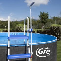Douche Gré pour piscine hors-sol