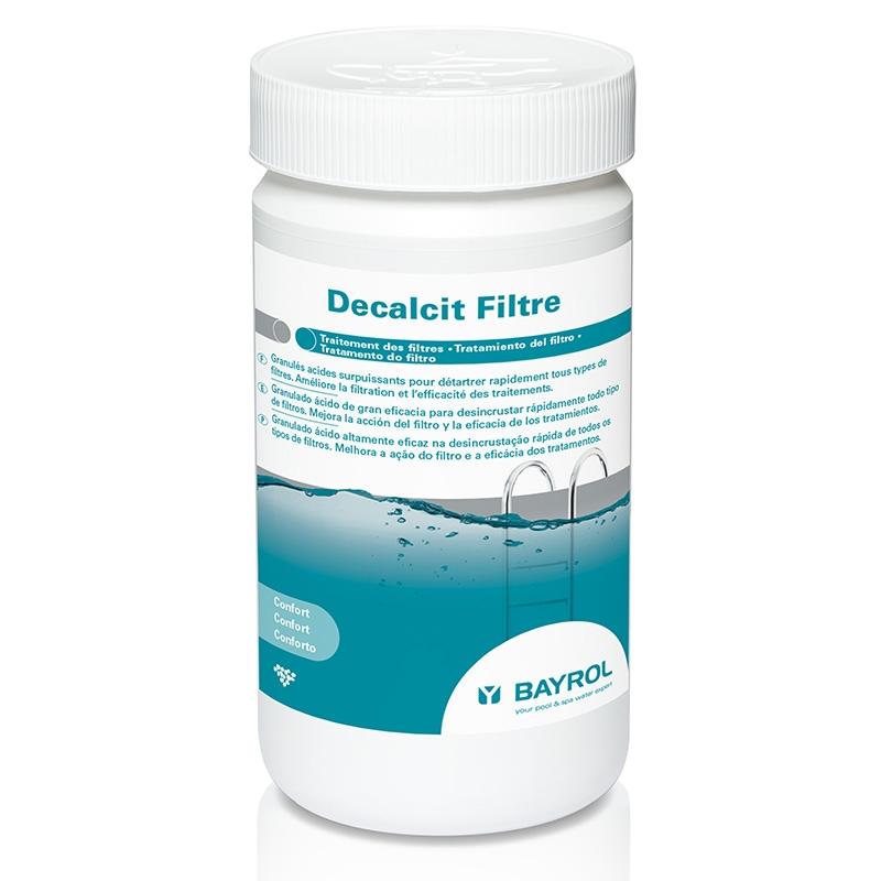 Decalcit filtre Bayrol - nettoyant filtre
