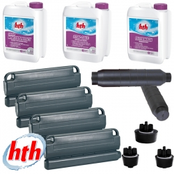 Pack hivernage Luxe HTH