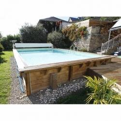 Piscine Sunwater 5,55 x 3,00 x h1,40m