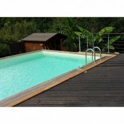 Piscine Ubbink Sunwater 5,55 x 3,00 x h1,40m