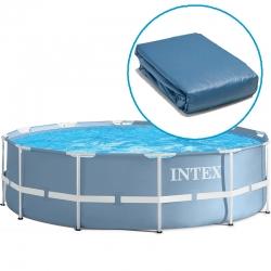 Liner pour piscine Intex Prism Frame tubulaire ronde