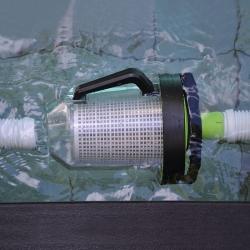 Piège à feuilles pour robot hydraulique