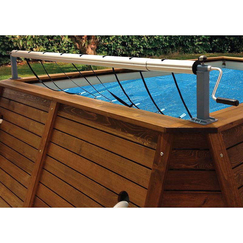 Enrouleur pour bache piscine enrouleur inox pour bche for Enrouleur de bache piscine occasion