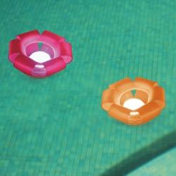 Lot de 2 lumières flottantes Bloomy