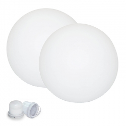 Lot de 2 lumières flottantes Glowb