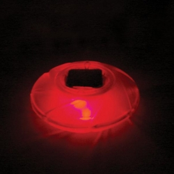 Lampe flottante LED solaire