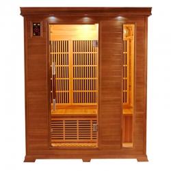 Sauna Infrarouge Luxe 3 places