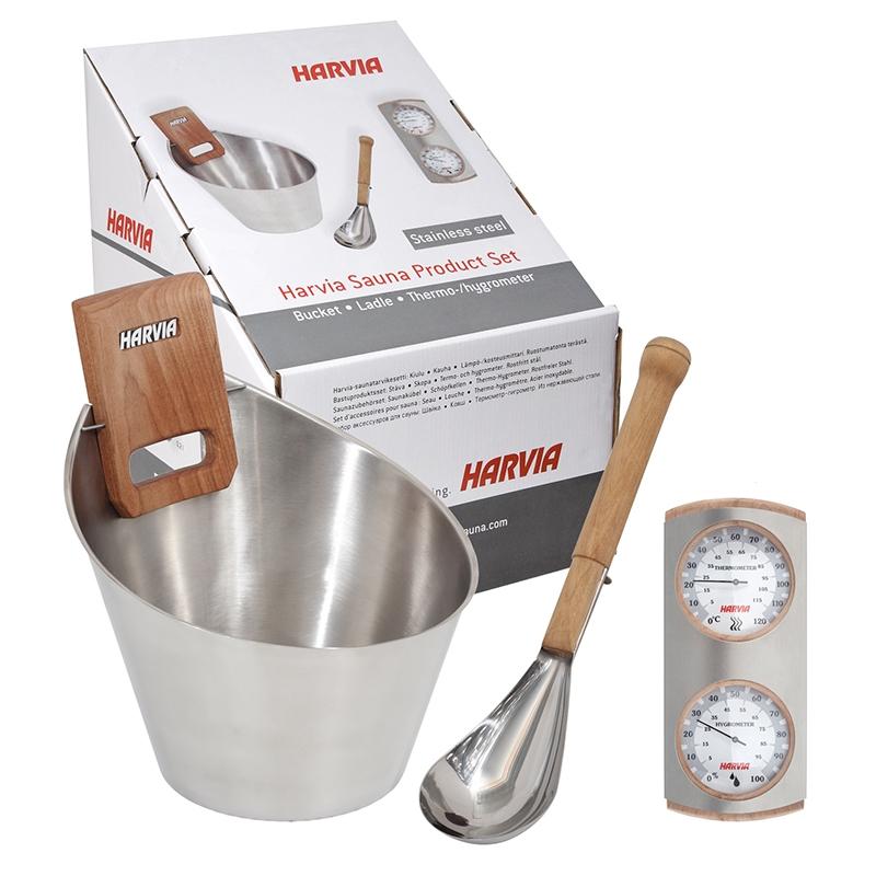Kit accessoires Harvia pour sauna