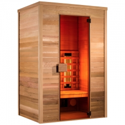 Sauna Infrarouge Multiwave 2 places
