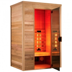 Sauna Holl's Multiwave 2 places