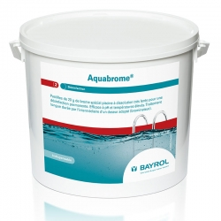 Aquabrome Bayrol - brome lent