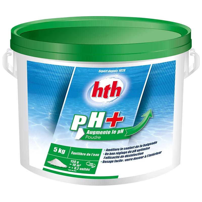 HTH pH plus poudre 5 kg
