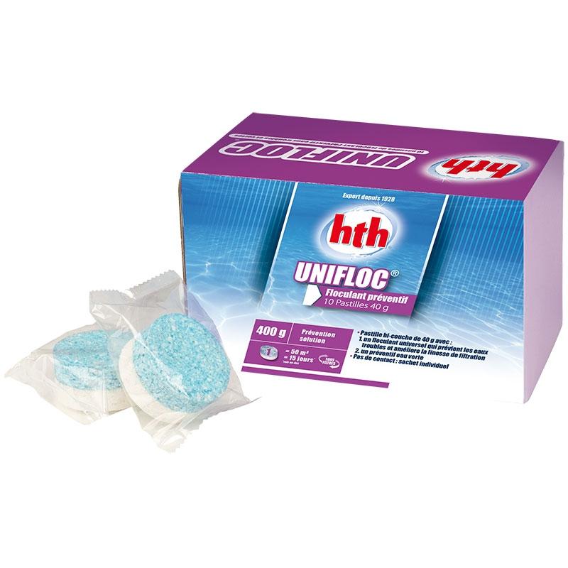 HTH Unifloc - floculant universel