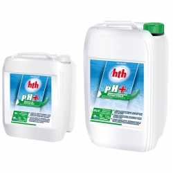 HTH pH plus liquide