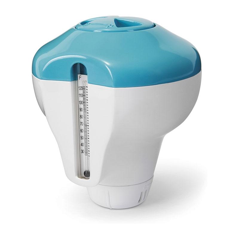 Diffuseur flottant Intex avec thermomètre