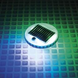 Lampe flottante de piscine solaire Intex
