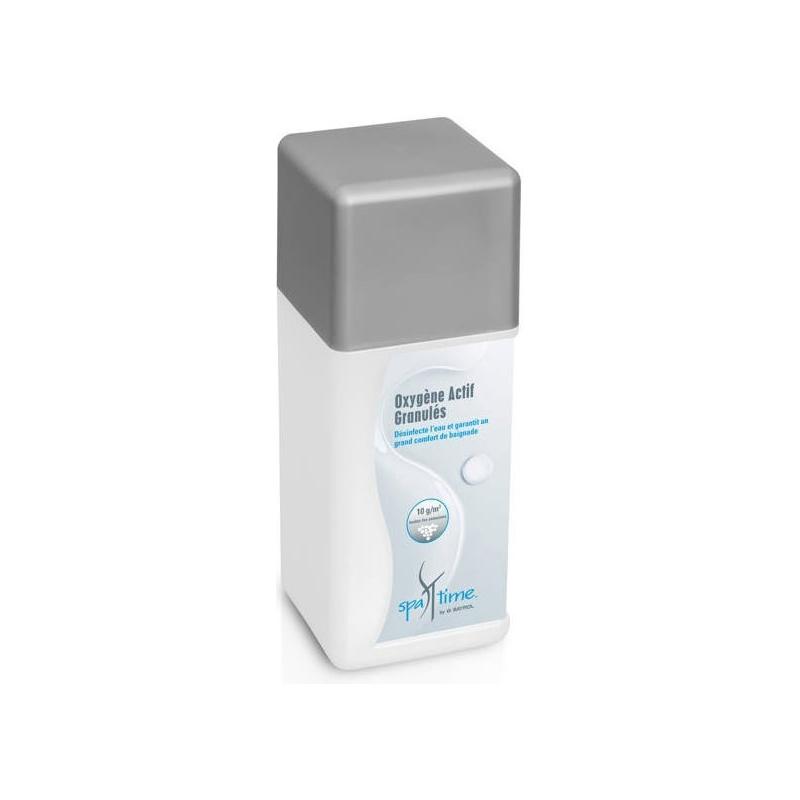 Spa Time Bayrol - oxygène actif granulés