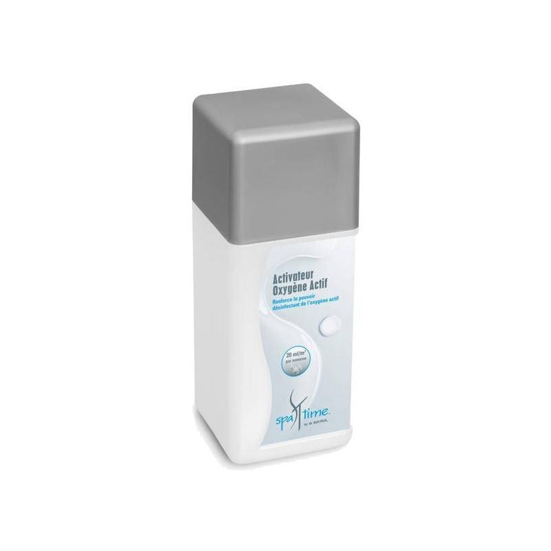 Spa Time Bayrol - activateur oxygène actif