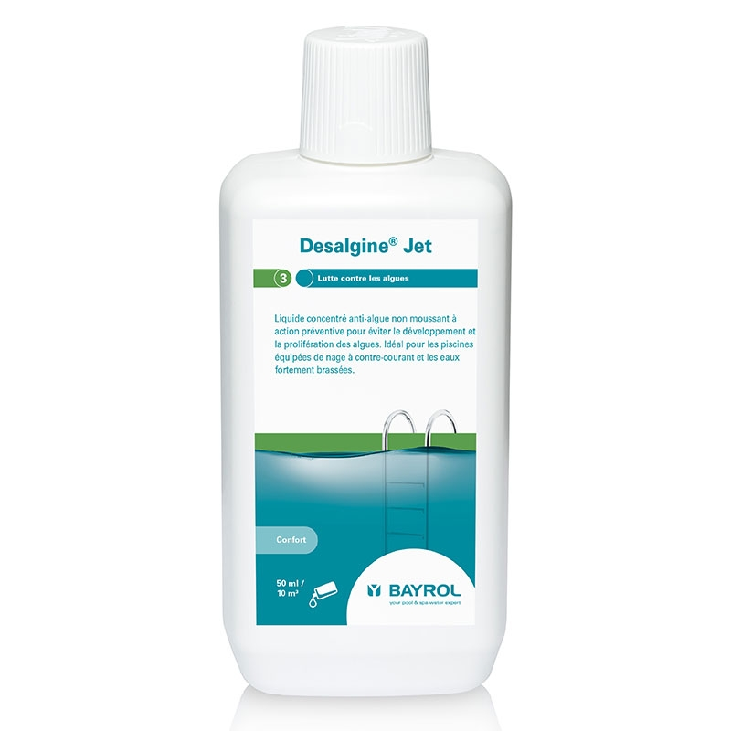 Desalgine Jet Bayrol 1L - anti-algues concentré
