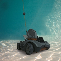 Robot piscine sans fil Vektro auto