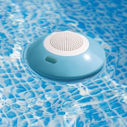 Enceinte LED flottante Intex