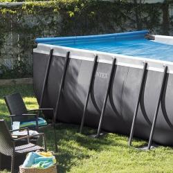 Enrouleur pour piscine tubulaire
