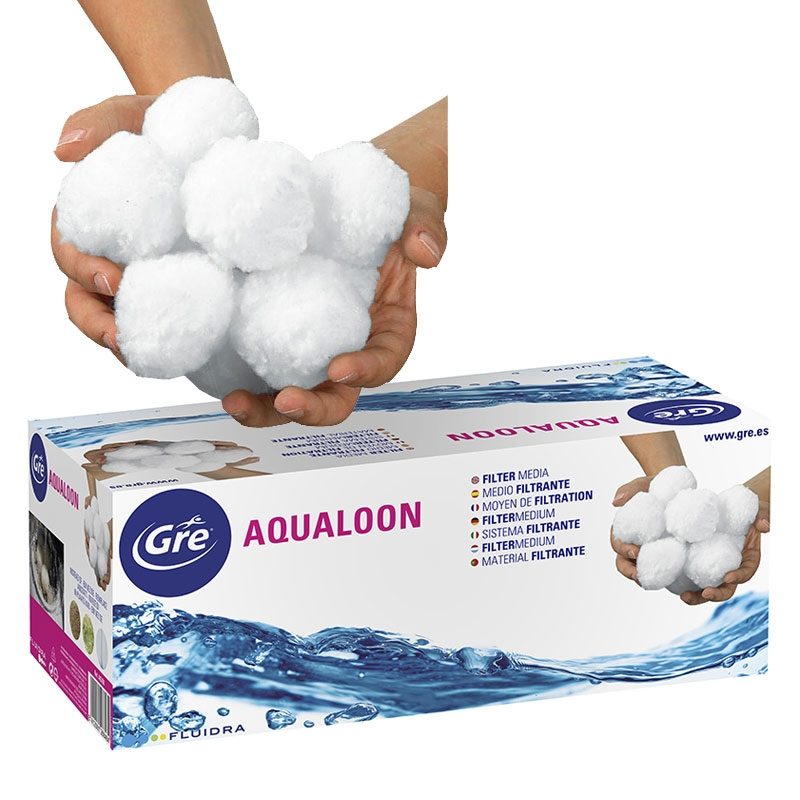 Balles filtrantes Aqualoon