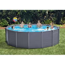 Piscine Intex Graphite 4,17 x h1,09m
