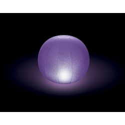 Globe lumineux flottant LED pour spa