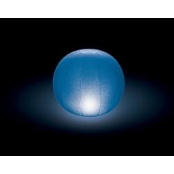 Globe lumineux flottant LED pour piscine
