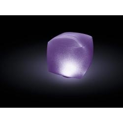 Cube lumineux flottant LED piscine