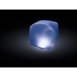 Cube lumineux flottant LED spa