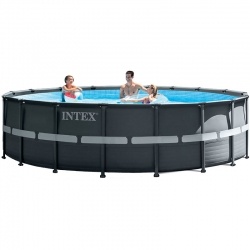 Piscine tubulaire Intex Ultra Frame XTR 4,27 x h1,22m