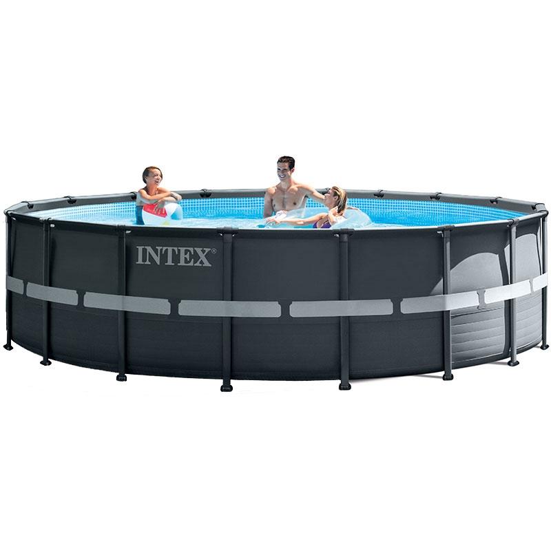 Piscine tubulaire Intex Ultra Frame XTR 4,27 x h1,22m