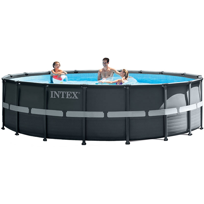 Piscine tubulaire Intex Ultra Frame XTR 5,49 x h1,32m