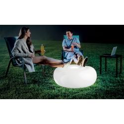 Pouf LED multicolore Intex