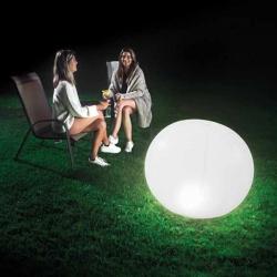 Sphère géante lumineuse LED Intex