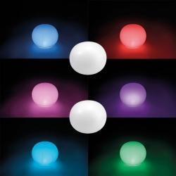 Boule géante lumineuse LED Intex