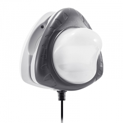 Projecteur LED magnétique multicolore Intex