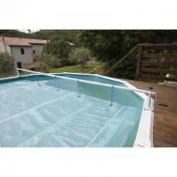 Enrouleur de bâches de piscine Xtra Ubbink