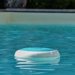 Ilot connecté ICO - Analyseur d'eau de piscine connecté
