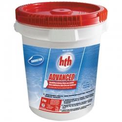 HTH Advanced - Chlore non stabilisé à diffusion lente